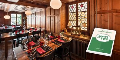 Im Restaurant Schäfli in Uznach stammen 95% der Zutaten aus der Schweiz.