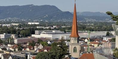Die Durchführung einer Bürgerversammlung in St.Margrethen ist trotz der Corona-Vorschriften möglich