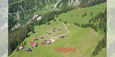Der vermisste Mann arbeitete seit mehreren Jahren als Hirt auf der  Fanaser Alp Fadur.