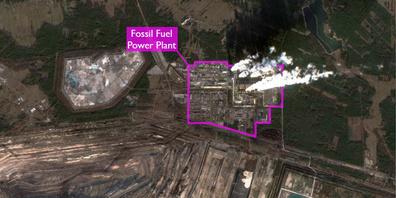 Bilder aus dem Weltall für eine umweltfreundliche Zukunft