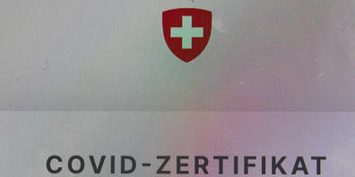 Die Kantonspolizei Appenzell Innerrhoden fand bei Kontrollen in Restaurants mehrere Gäste ohne oder mit einem gefälschten Zertifikat. (Symbolbild)