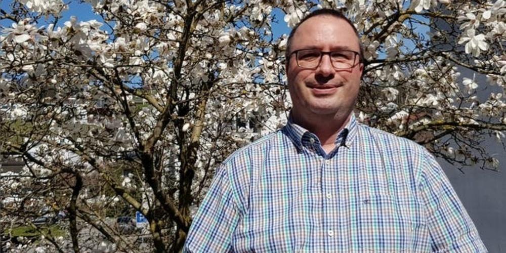 Pfarrer Michael Pfiffner.