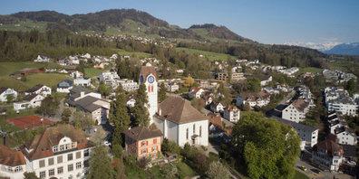 Reformierte Kirche in Hinwil