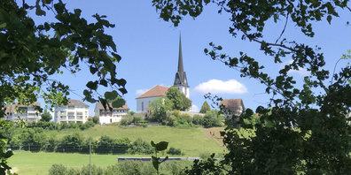 Wahrzeichen mit langer Geschichte: Ref. Kirche Gossau ZH