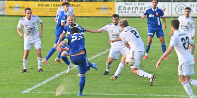 Freienbach spielte gegen Uzwil 2:2.