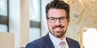 Dr. Michael Steiner, Vorsitzender der Acrevis-Geschäftsleitung