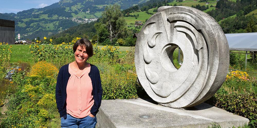 Ursula Gehbauer leitet seit 2018 das Palottis in Schiers.