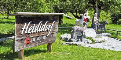 Das Heididorf in Maienfeld ortet im Zusammenhang mit dem Burka-/Verhüllungsverbot keine signifikanten Einbussen.