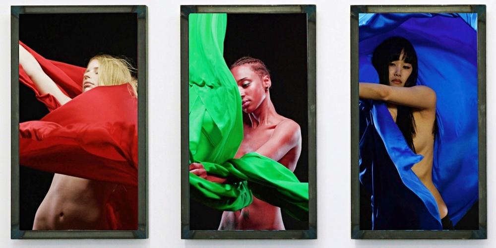 Der Zürcher Künstler Marck zeigt verführerische Videoskulpturen.