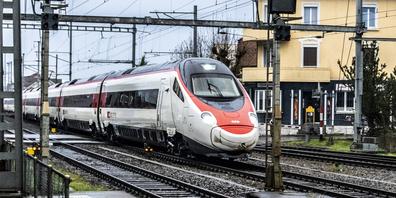 Die Eurocityverbindung zwischen Zürich und München stoppt nur noch fünfmal täglich in St.Margrethen