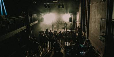 Am Samstag findet der erste BandXsz-Konzertabend statt.