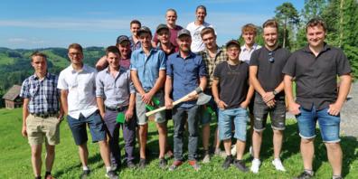 Forstbranche ist stolz auf ihren Berufsnachwuchs