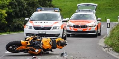 Die Frau musste durch den Rettungsdienst ins Spital überführt werden.