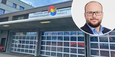 Stadt- und Feuerschutzkommissions-Präsident Martin Stöckling fährt im Feuerwehrstreit eine weitere Niederlage ein. Diesmal beschert sie ihm der Stadtrat.