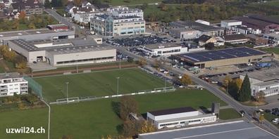 Heimstadion FC Zuzwil