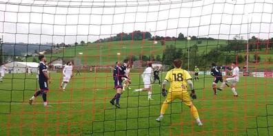 Zum Auftakt spielte am Freitagabend der FC Wil U20 gegen den FC Uzwil.