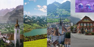 In Schwyz, Altorf UR, Stans und Sarnen sind die Kundgebungen behördlich bewilligt.