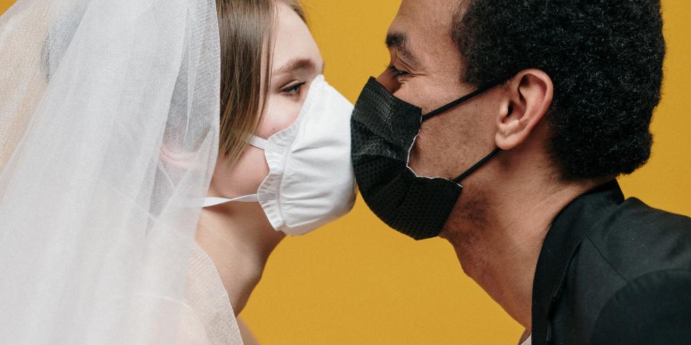 Die Pandemie verhinderte viele Hochzeiten