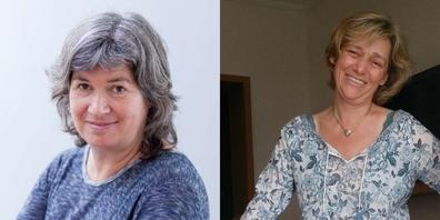 Kursleiterinnen: Verena–Barbara Gohl und Denise Lischer.