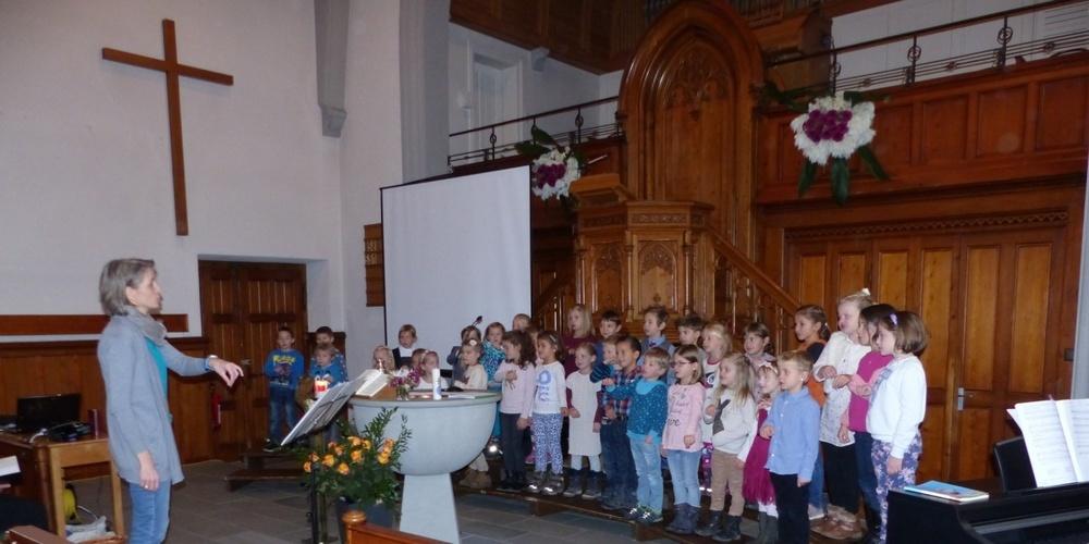 Ab 8. August 2021 die Gottesdienste in Ganterschwil auch um 09.30 Uhr. (Symbolbild)