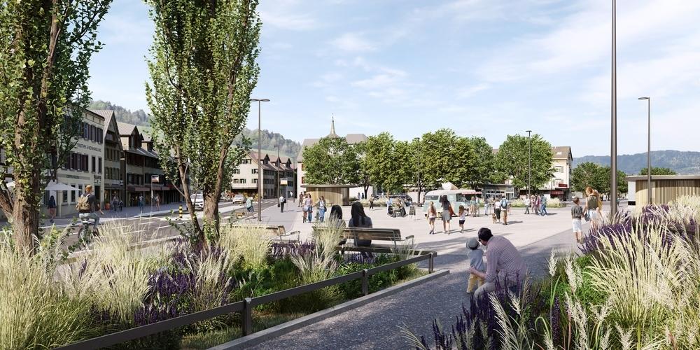 Rosmarie Schmid aus Schmerikon stimmt klar Nein zum Dorfzentrum-Projekt und erklärt wieso.