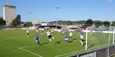 Orcun Cengiz erzielte den Ausgleich für den FC Uzwil.