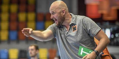 Am Ende blieb Schaffhausens Trainer Adalsteinn Eyjolfsson nur der Frust