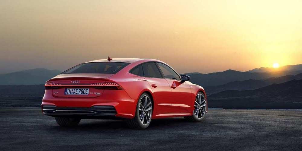 Die Plug-in-Hybride von Audi erreichen neu eine höhere elektrische Reichweite, bis zu 91 km nach NEFZ.