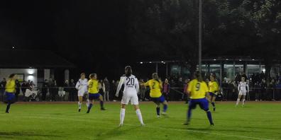 Die Uzwilerinnen erlitten eine erwartet klare Heimniederlage im 1/16-Final des Schweizer Cups.