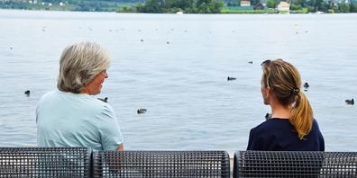 Therapie-Art mit viel Potenzial: Peercoachings können drinnen oder draussen stattfinden.