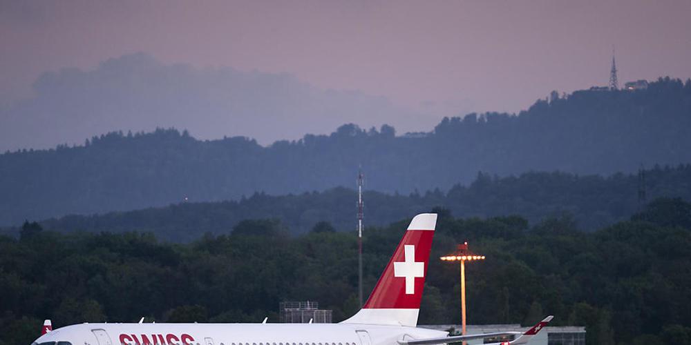 Swiss schreibt noch höheren Verlust als im Vorjahressemester (Archivbild)