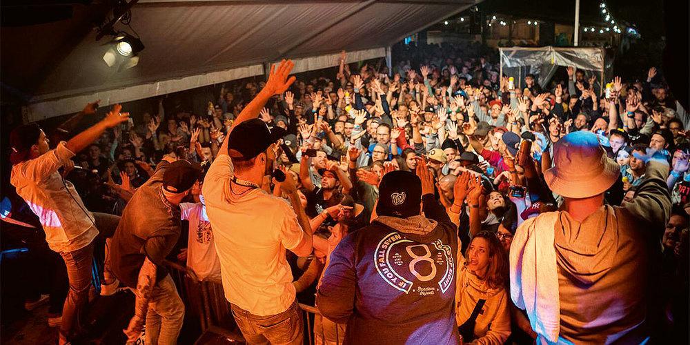 In diesem Jahr dauert das Prättigauer Hip Hop-Festival Polenta Jam nur einen Tag.