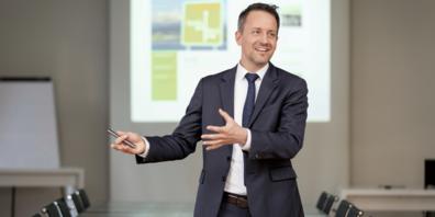 Alessandro Sgro: Lokalisationseffekte dank hoher Hogh-Tech-Dichte.