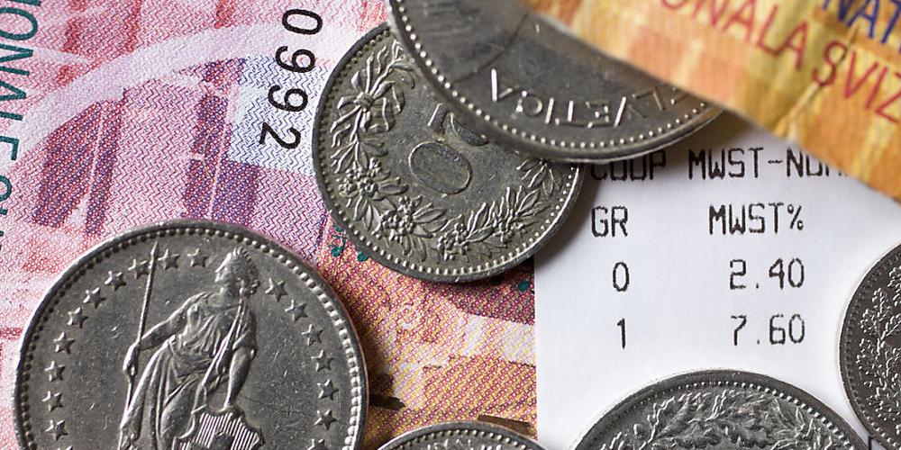 Der Bundesrat hat die Botschaft zum Mehrwertsteuergesetz verabschiedet. (Themenbild)