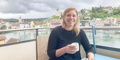 Patrizia Schindler schätzt es sehr, dass sie mit ihrer Familie und ihren Freunden in der Region Schaffhausen Zeit verbringen kann.
