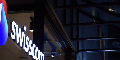 Swisscom legt umsatzmässig zu und schreibt deutlich höheren Reingewinn (Archivbild)