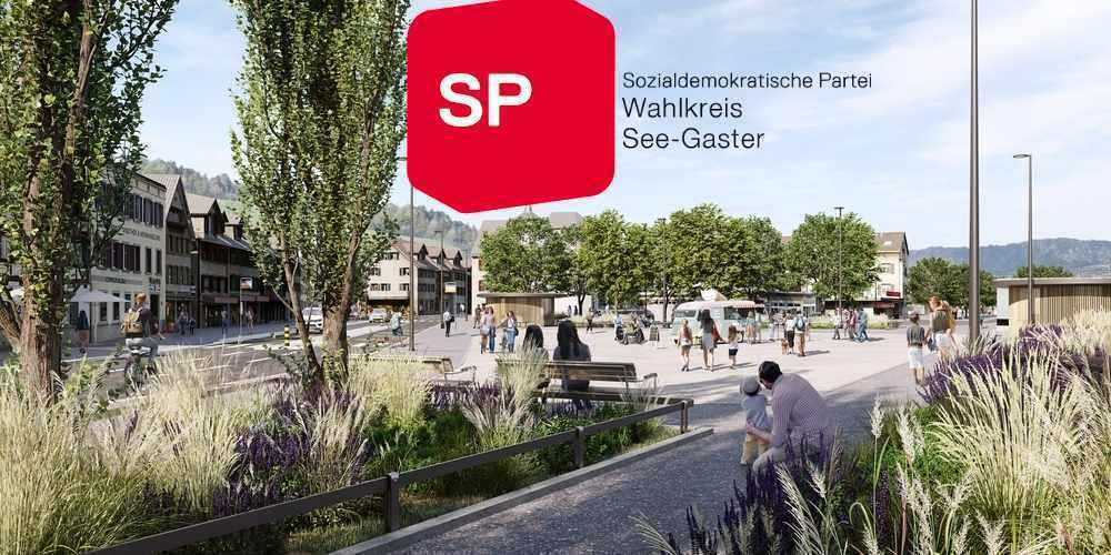 Die SP Schmerikon-Eschenbach unterstützt das vorgelegte Bauprojekt, weil es im Ganzen zu überzeugen vermag.