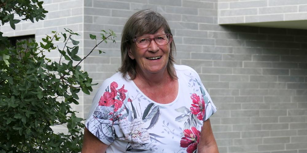Elisabeth Vetsch, Kämpferin und begeisterte Demobesucherin für die persönliche Freiheit und gegen Coronavorschriften