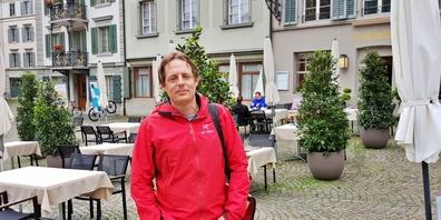 Ivo Kuster empfindet die Verkleinerung des Projekts als Augenwischerei.