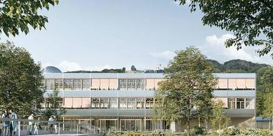 Der Campus Wattwil ist einen Schritt weiter: Der Architekturwettbewerb für den Neubau der Kantonsschule ist entschieden.