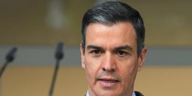 Pedro Sanchez, Ministerpräsident von Spanien. Foto: Paul White/AP/dpa