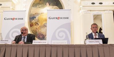 Gastrosuisse lanciert Initiative.