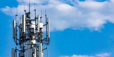 Ohne Antennen kein Mobilfunk
