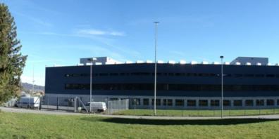 Das Regionalgefängnis Altstätten.