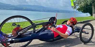Sandra Stöckli fuhr bei den Paralympischen Spielen in Tokio 2mal unter die Top Ten und wird in Rapperswil-Jona von ihren Erlebnissen berichten.