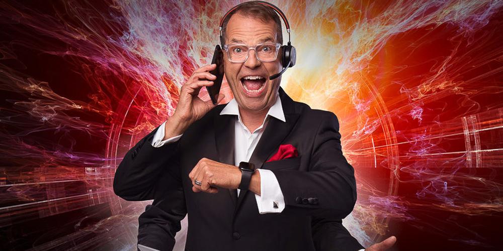 Comedian Peter Pfändler kommt am  1. und 2. September nach  Rapperswil, am 8. September tritt er in Eschenbach auf.