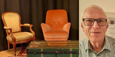 Der Unternehmer Karl Kempf ist zu Gast im Kultur-Salon Schänis.