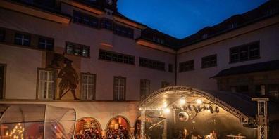 Das St. Galler Kulturfestival, das jeweils im Juli im Innenhof des Historischen und Völkerkundemuseums stattfindet, ist wegen der Corona-Auflagen abgesagt.