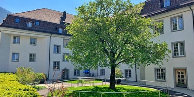 Im Hof des Kreuzstifts Schänis ist 2022 eine Freilichtaufführung geplant.
