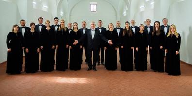 Der Kammerchor Cantus wird am Dienstag, 26. Oktober, im Münster in Schaffhausen um 19.30 Uhr zu hören sein.
